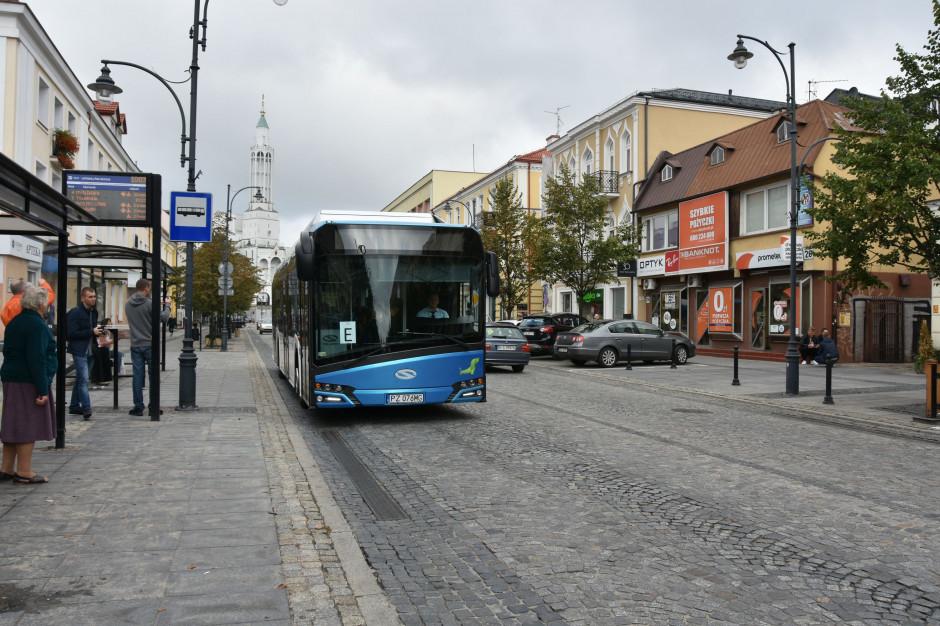 Białystok: Testy autobusu elektrycznego w komunikacji miejskiej
