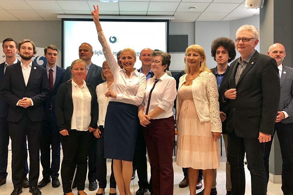 Ilona Kanclerz kandydatką Śląskiej Partii Regionalnej