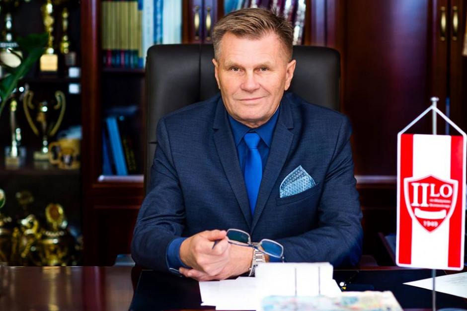 Wiktor Kamieniarz jednak kandydatem na prezydenta Koszalina, zarejestrował swój komitet