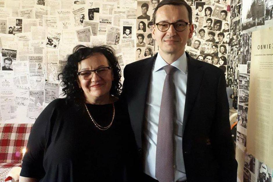 Nieoficjalnie: Anna Morawiecka wystartuje w wyborach na burmistrza Obornik Śląskich