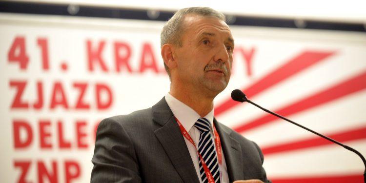 Sławomir Broniarz, szef ZNP (fot. znp.edu.pl)