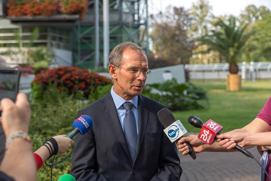 Prezydent Gliwic Zygmunt Frankiewicz powalczy o reelekcję