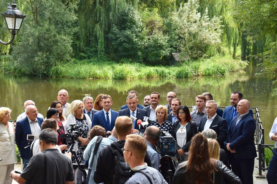 Koalicja Obywatelska w Koszalinie ogłosiła start kampanii wyborczej