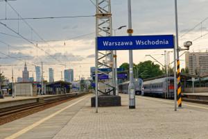 Z Warszawy Wschodniej do Tłuszcza będą cztery tory