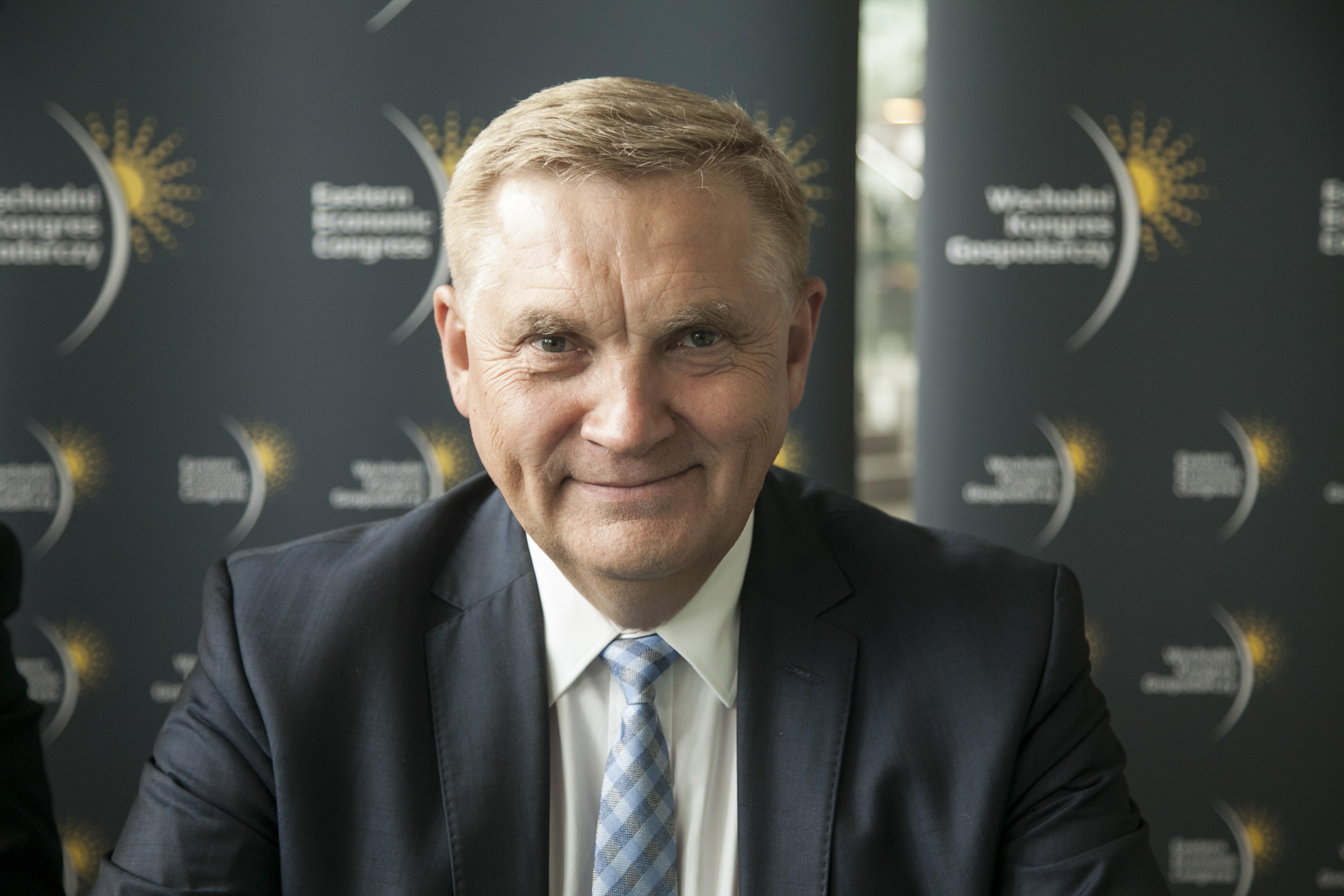 Tadeusz Truskolaski, prezydent Białegostoku. (fot.PTWP)