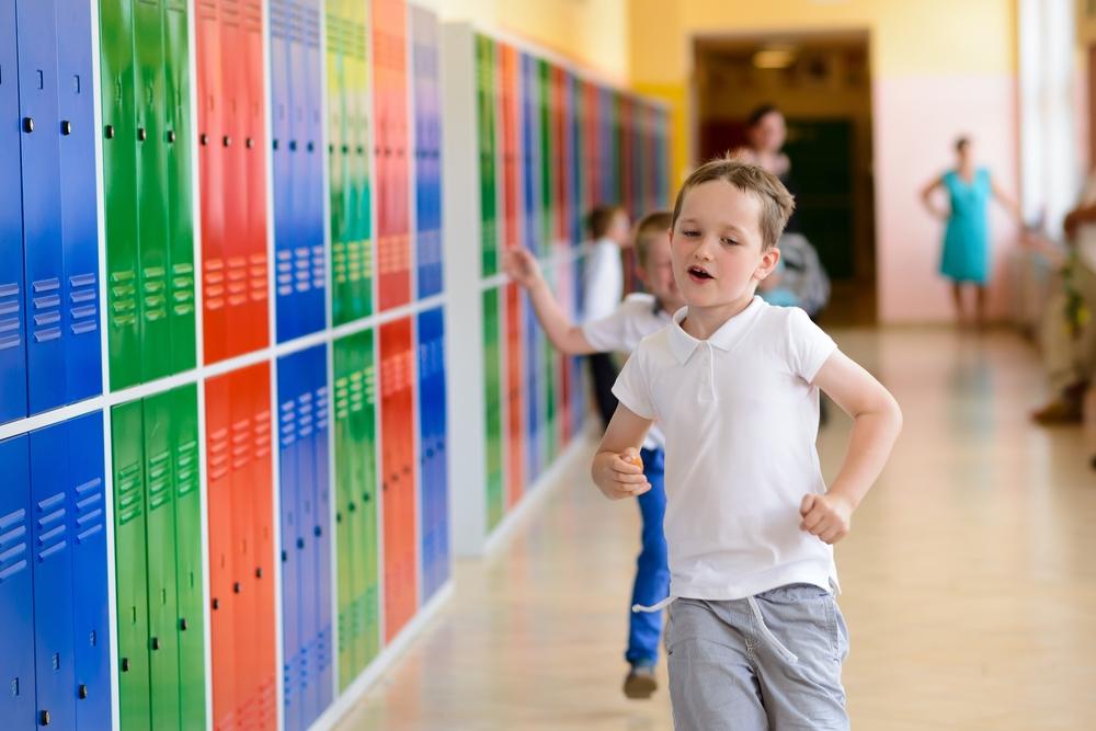 Naukę rozpocznie 4,5 mln uczniów. (fot.shutterstock)