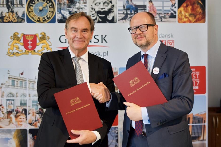Lipsk i Gdańsk zacieśniają współpracę