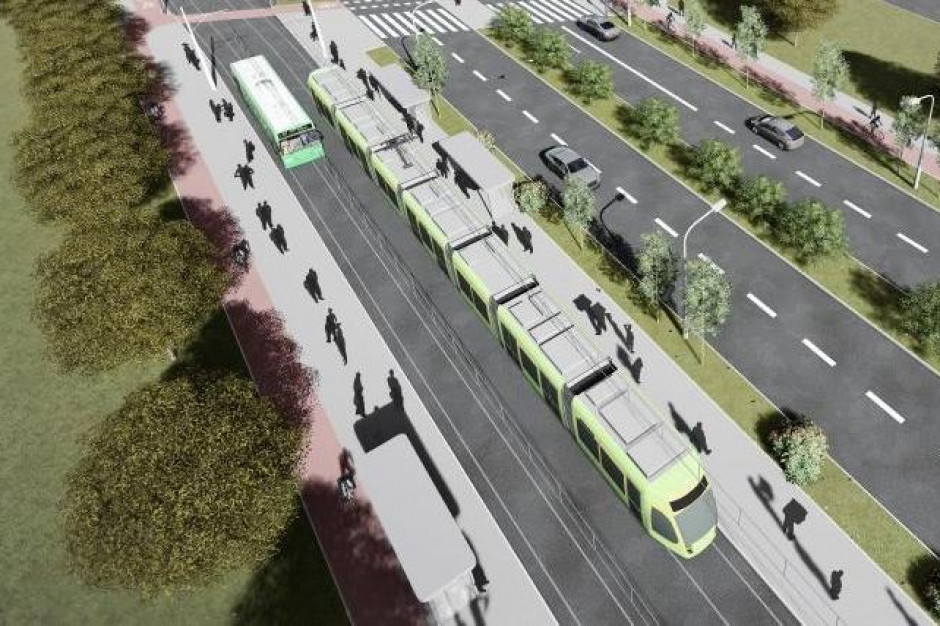 Poznań. Rozstrzygnięto przetarg na budowę trasy na Naramowice