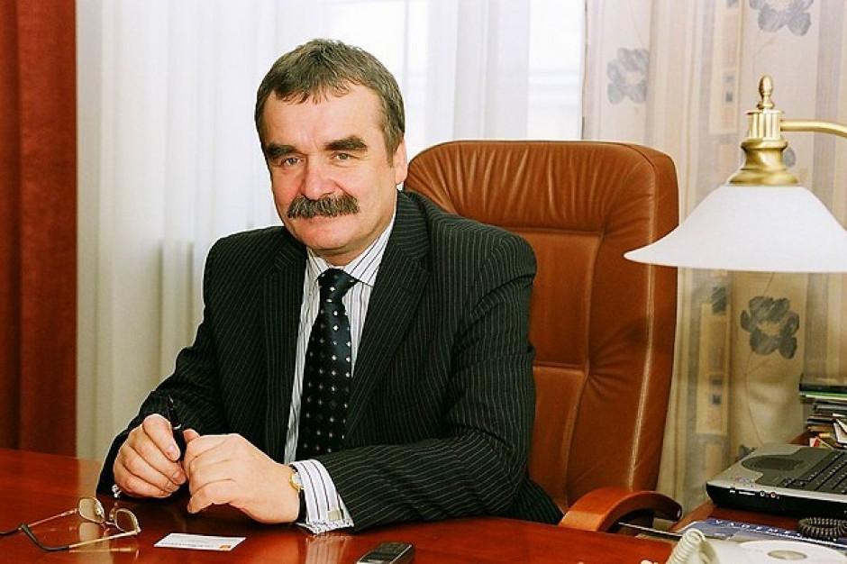 Sondaż: Obecny prezydent Kielc Wojciech Lubawski nie ma sobie równych