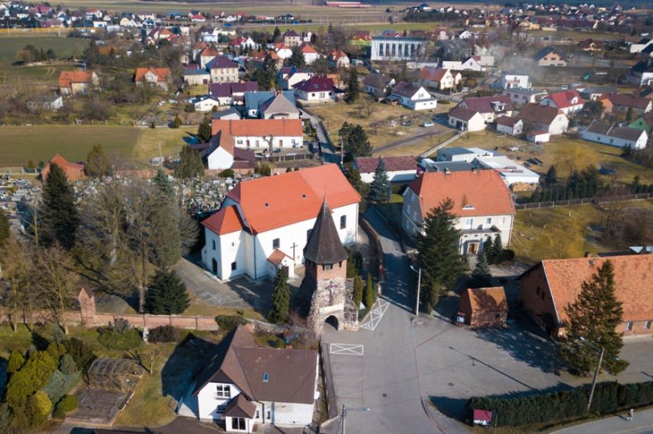 Chróścina najpiękniejszą opolską wsią