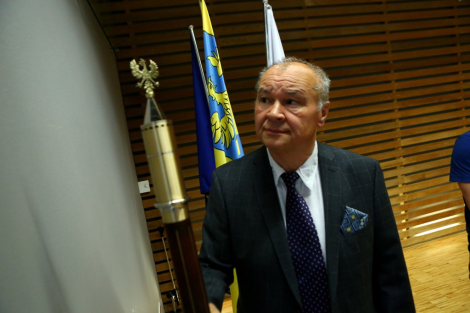 Laska przewodniczącego sejmiku. Opolskie ma nowe insygnium