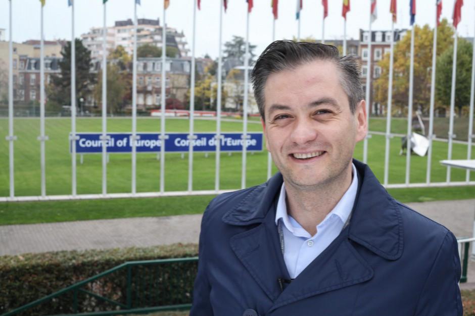Robert Biedroń: w lutym ogłoszę nowy projekt polityczny