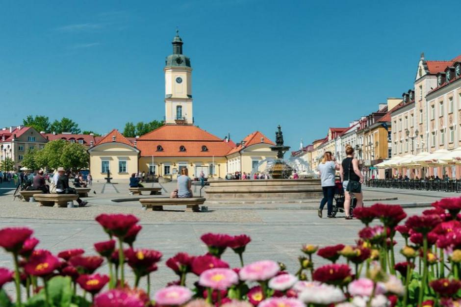 Białystok. Kandydat na prezydenta proponuje nowe spojrzenie na zagospodarowanie miasta