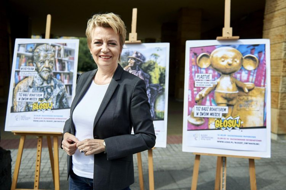 Komitet Wyborczy Wyborców Hanny Zdanowskiej zaprezentował kandydatów