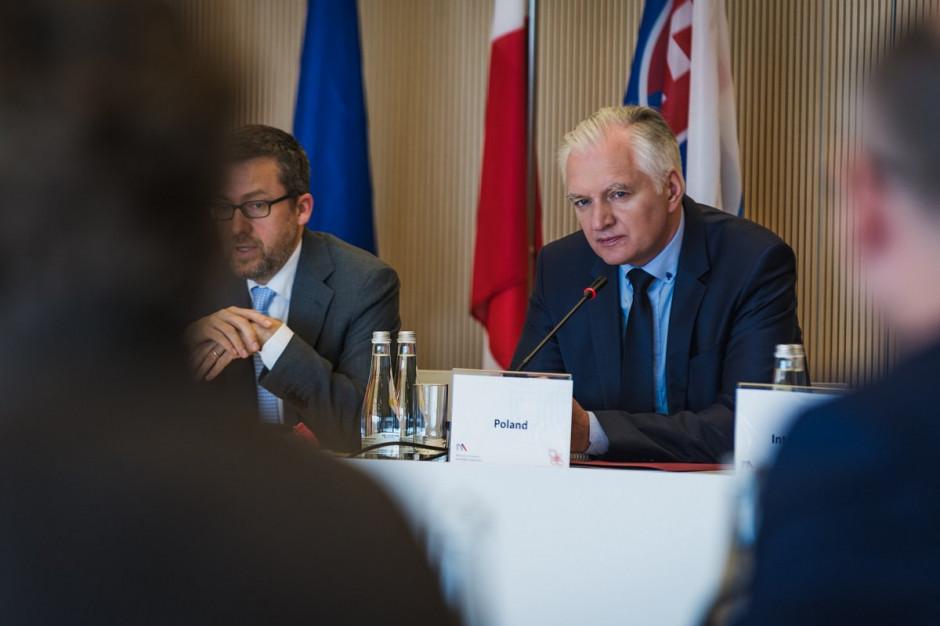 Jarosław Gowin: Najgorzej wygląda współpraca z marszałkami z PSL