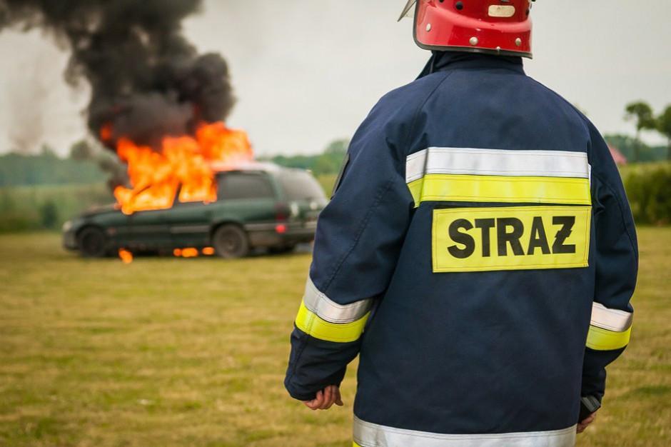 Podkarpackie. Prawie 7 tys. interwencji strażaków w wakacje