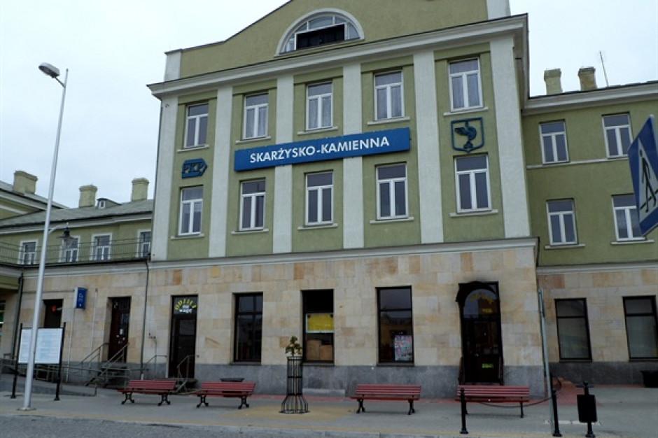 Ruszył przetarg na przebudowę stacji kolejowej w Skarżysku-Kamiennej