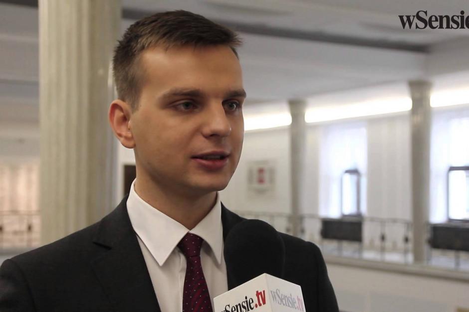 Jakub Kulesza z Kukiz'15 kandydatem na prezydenta Lublina