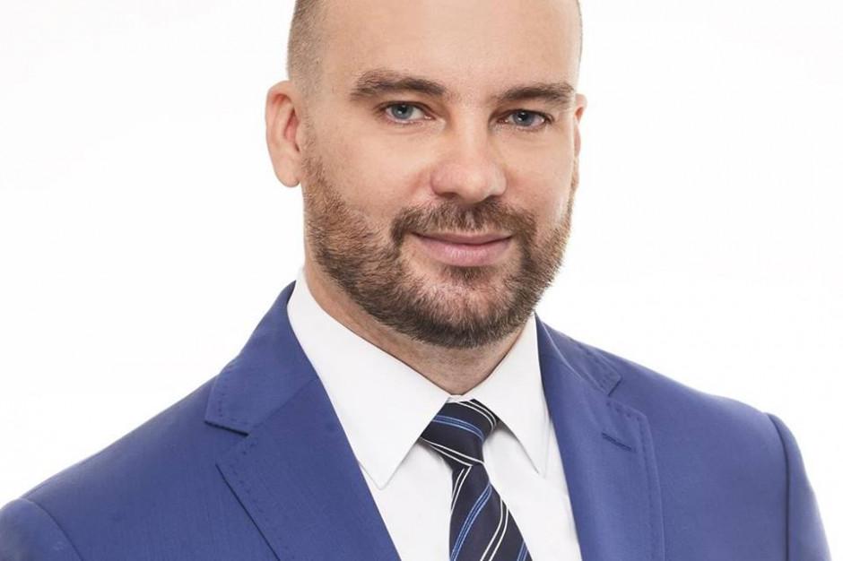 Poseł Stawiarski chce być burmistrzem Namysłowa