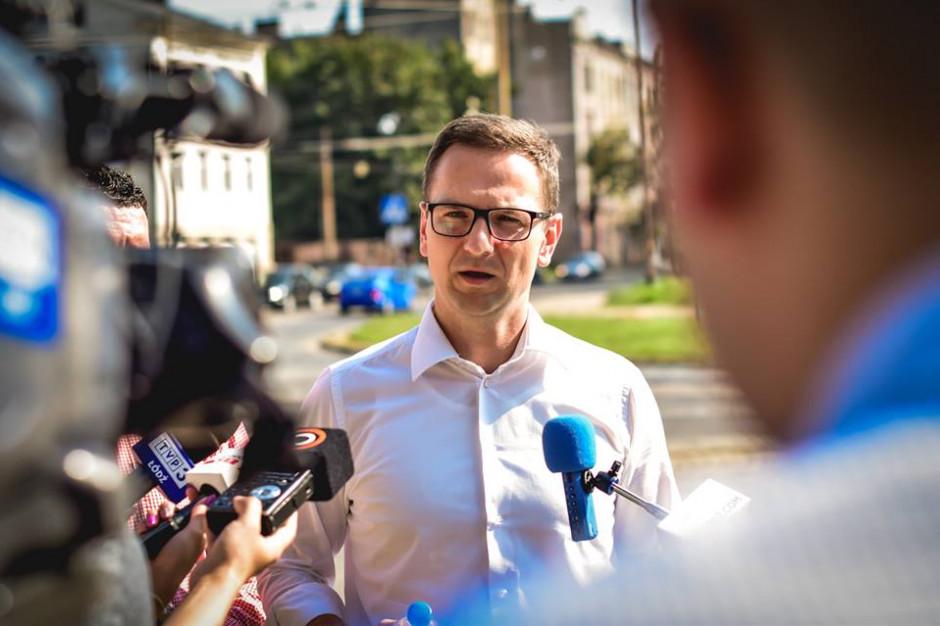 Waldemar Buda: Wstrzymam lokowanie śmietnisk w Łodzi