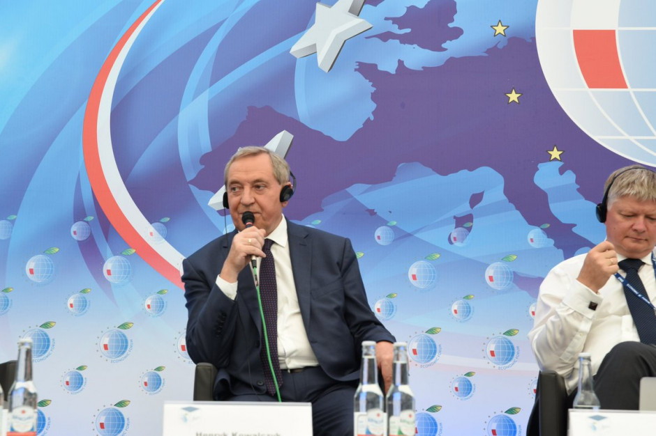 Henryk Kowalczyk: Cele klimatyczne muszą być realistyczne, nie tylko ambitne