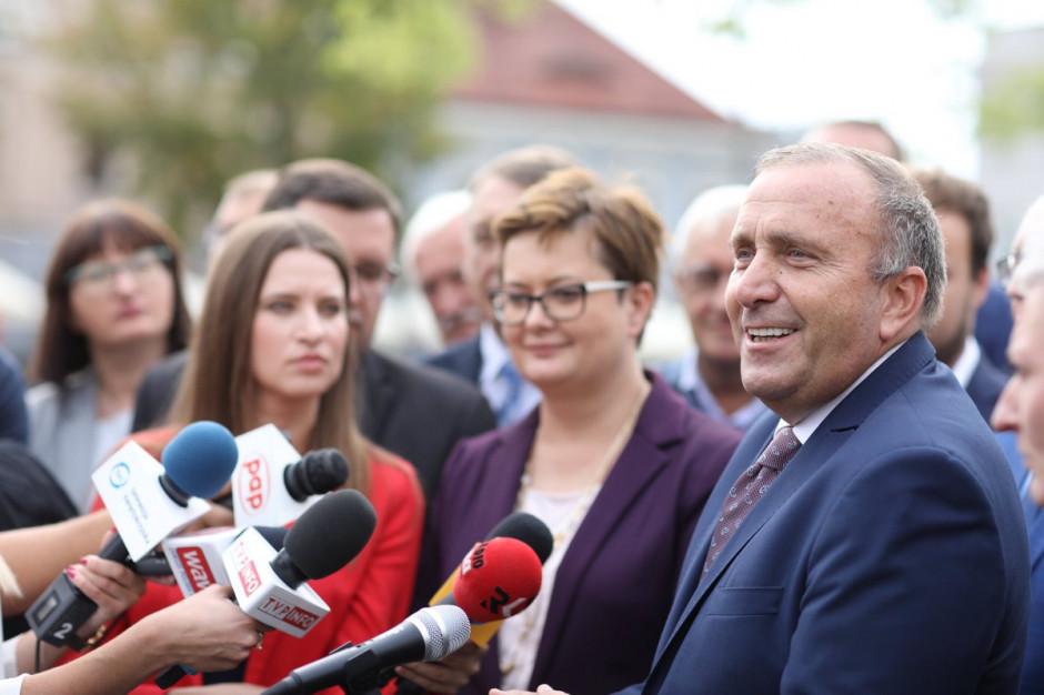 Grzegorz Schetyna: Przepisy Kodeksu wyborczego eliminują przedstawicieli Koalicji Obywatelskiej z komisji wyborczych