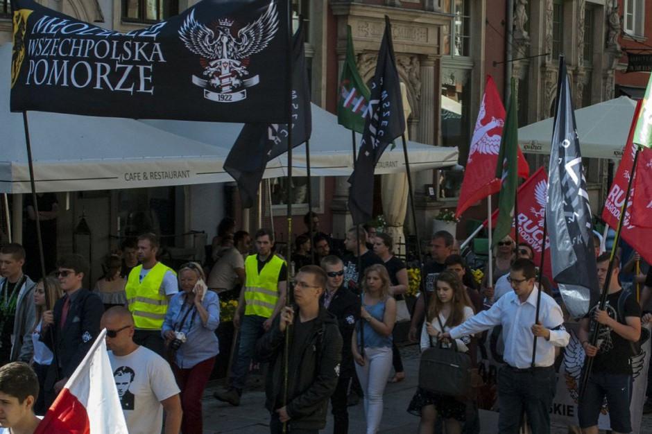 Sąd uchylił decyzję prezydenta zakazującą zgromadzenia Młodzieży Wszechpolskiej