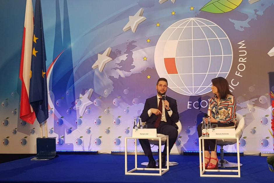 Patryk Jaki: W Warszawie brakuje porządnej strategii smart city