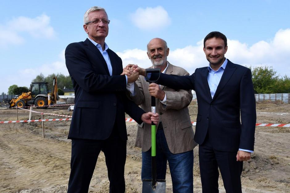 Poznań: rozpoczęła się budowa 50 mieszkań socjalnych