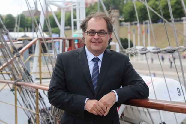 Minister Marek Gróbarczyk (fot.:mgm.gov.pl)