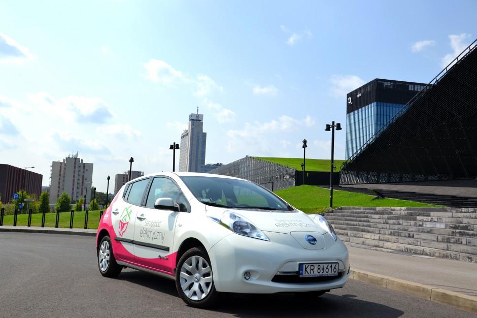 Car-sharing ruszy w Katowicach przed szczytem klimatycznym