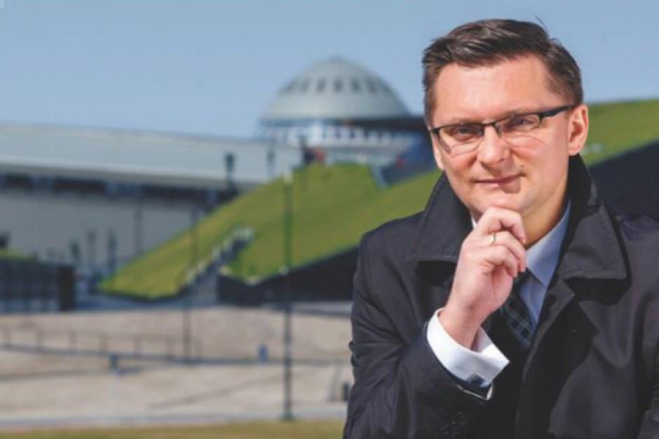 Prezydent Katowic potwierdził start w wyborach
