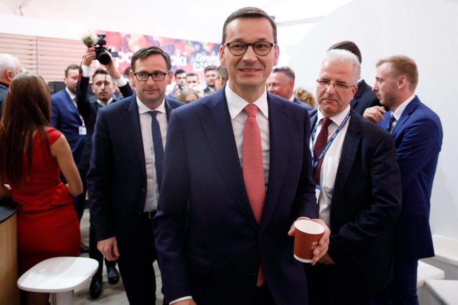 Premier: Dopuszczam różne koalicje w sejmikach wojewódzkich