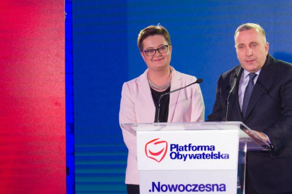 Rozpoczęła się konwencja wyborcza Koalicji Obywatelskiej PO i Nowoczesnej