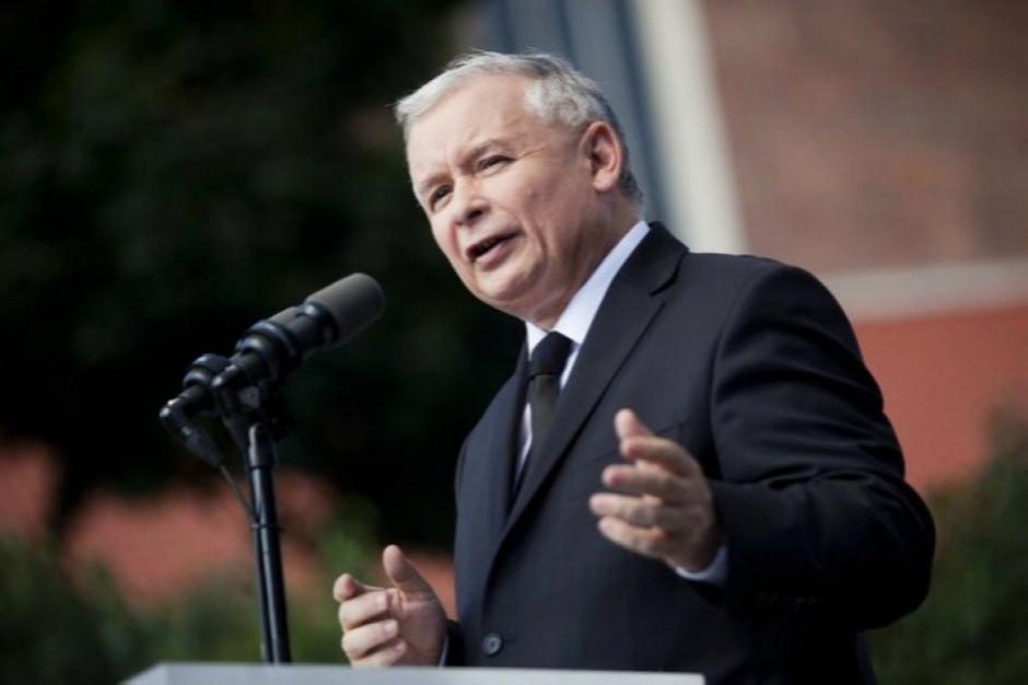 Jarosław Kaczyński: mamy program dla samorządów