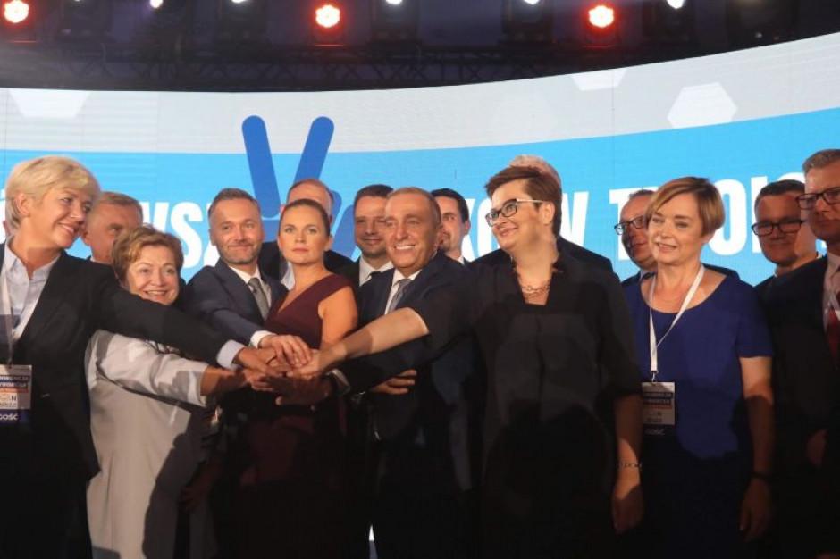 Koalicja Obywatelska zapowiada darmowy bilet dla dzieci i zakończenie dwuwładzy w województwach