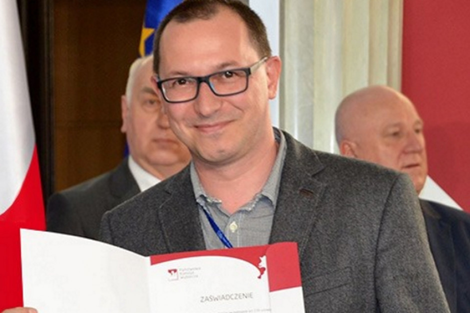 Poseł Paweł Skutecki kandydatem Kukiz'15 na prezydenta Bydgoszczy