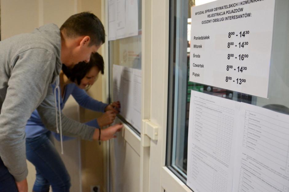 Ostatni dzwonek na zgłoszenia członków terytorialnych komisji wyborczych