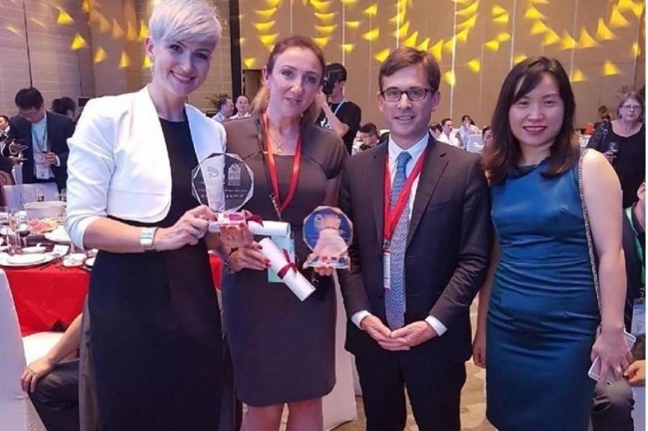 Wrocław nagrodzony na Smart City Expo w Chinach