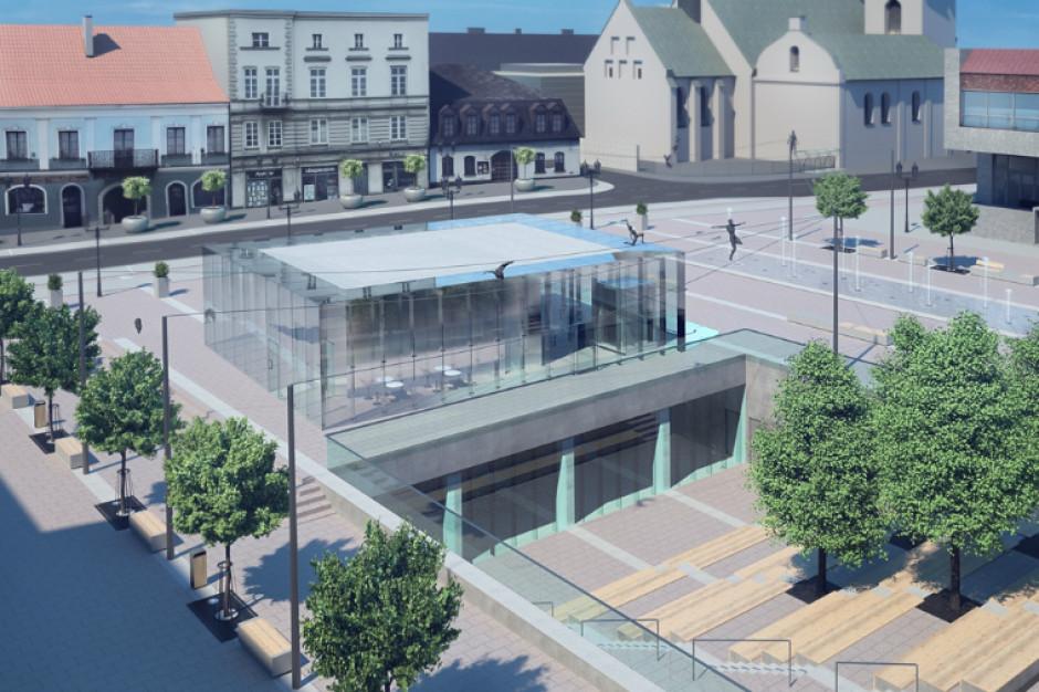 Częstochowa: Prawie 26 mln na rewitalizację Starego Rynku
