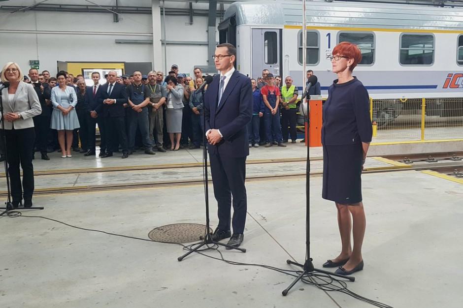 Mateusz Morawiecki: W wyborach samorządowych chcemy koncentrować się na przyszłości