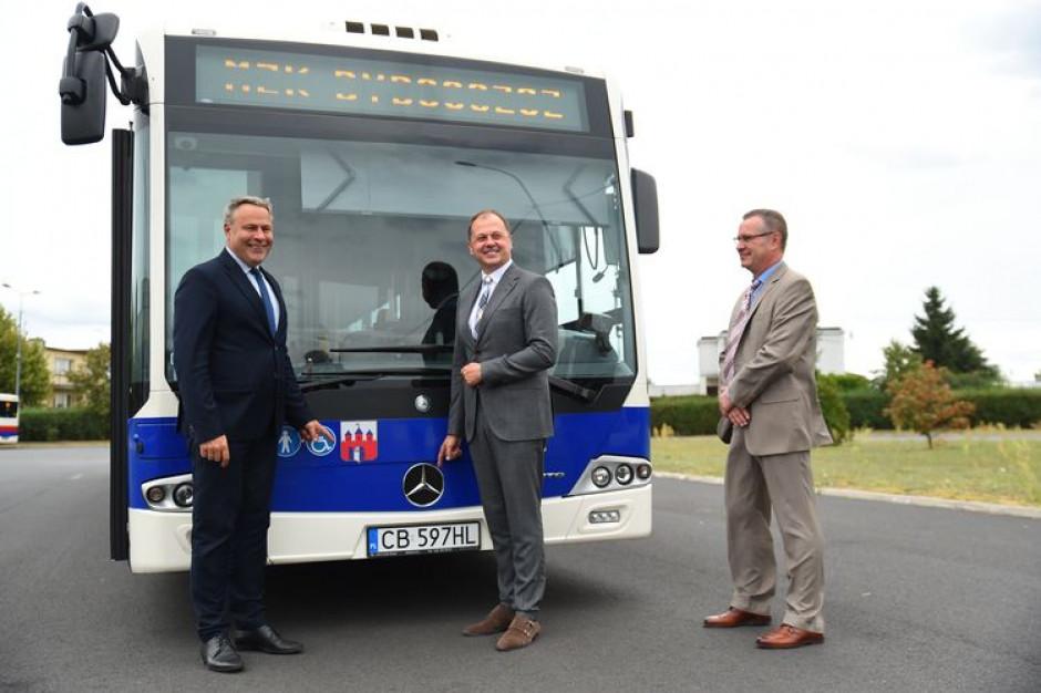Bydgoszcz: zawarto kontrakt na zakup 11 autobusów miejskich
