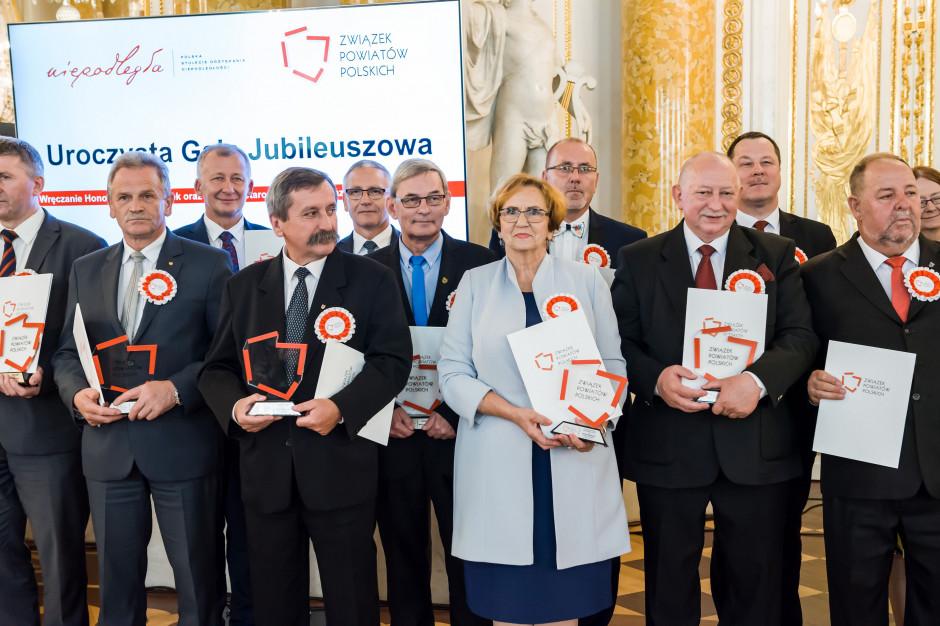 Związek Powiatów Polskich: Starostowie i prezydenci 20-lecia
