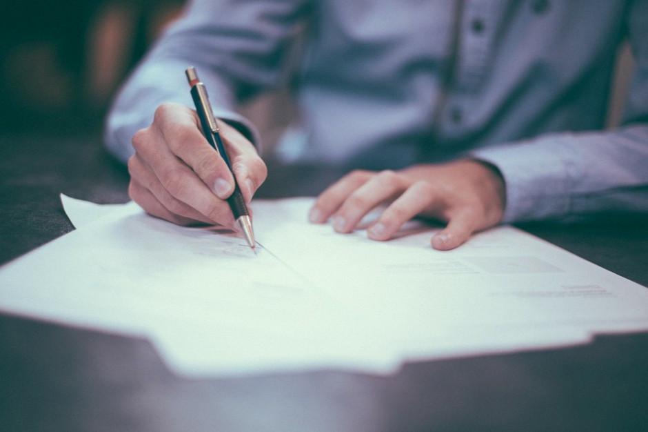Oświadczenia majątkowe na koniec kadencji do 16 września
