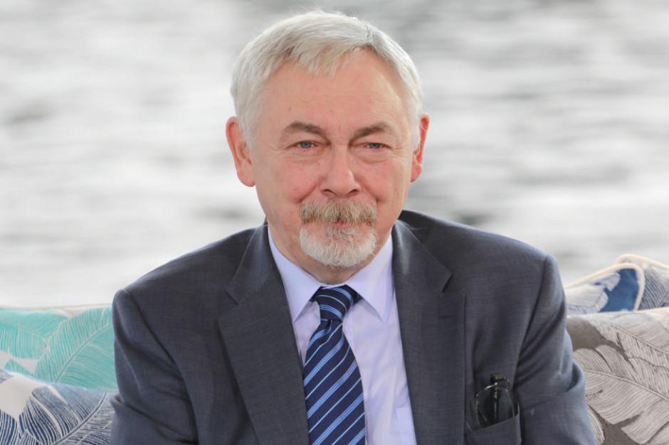 Jacek Majchrowski: obiecuję nadal godnie sprawować urząd prezydenta Krakowa