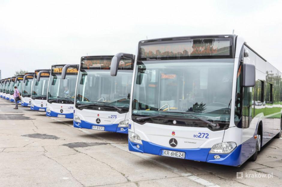 Krakowie zyska 86 nowoczesnych autobusów