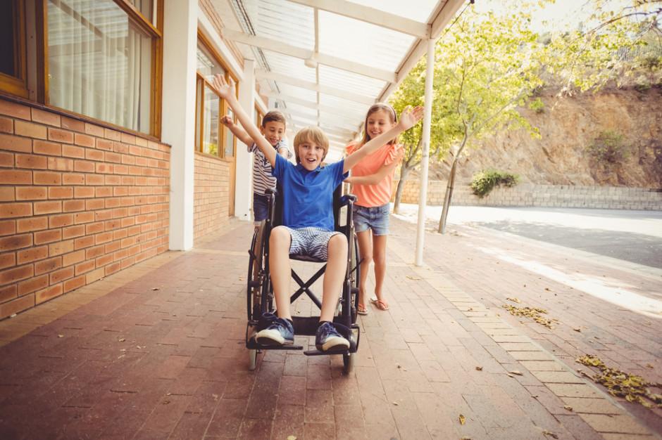 Minister Zalewska odpowiada Bodnarowi ws. niepełnosprawnych uczniów