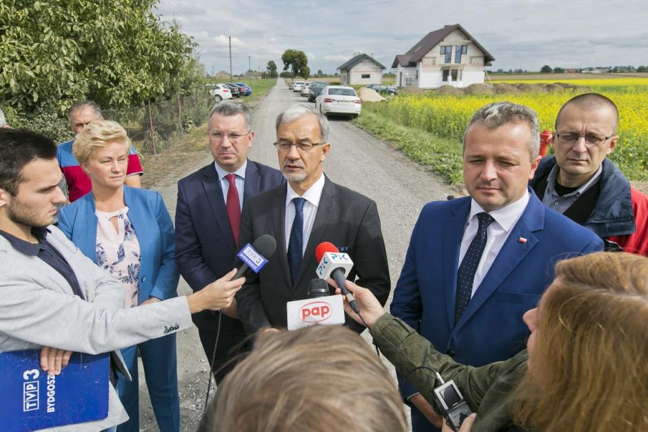 Jerzy Kwieciński: Dbamy o rozwój również małych miejscowości