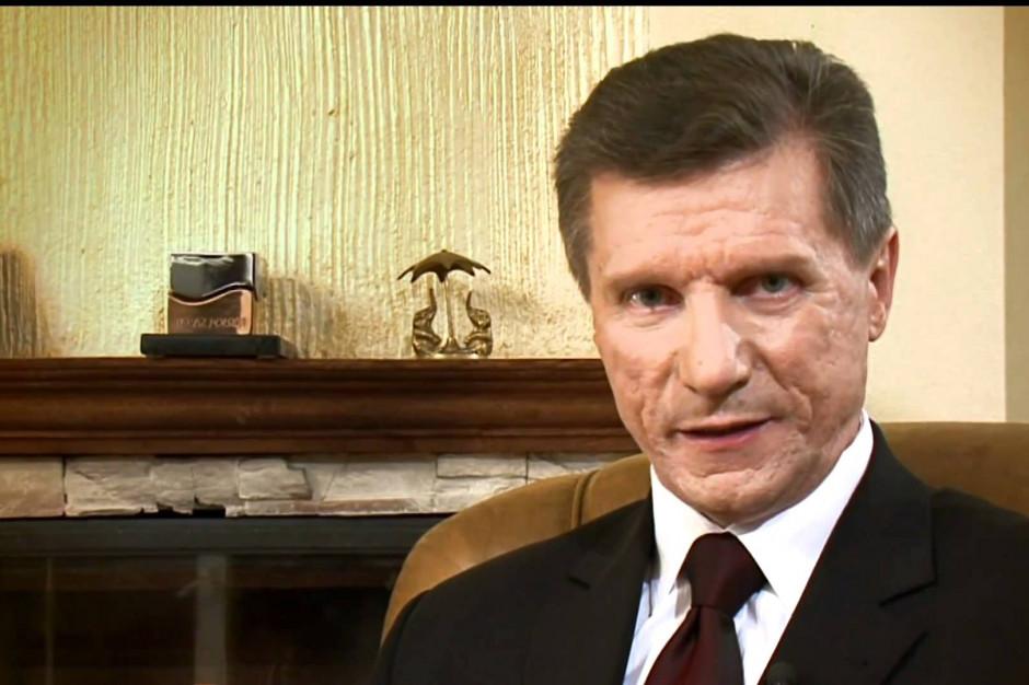 Olsztyn: Czesław Jerzy Małkowski zapowiedział przywrócenie spotkań z mieszkańcami