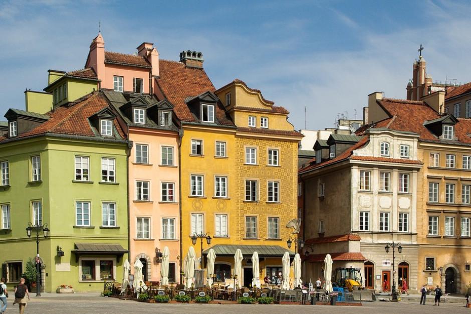 Warszawa: do zasobów miasta wraca pięć kolejnych nieruchomości